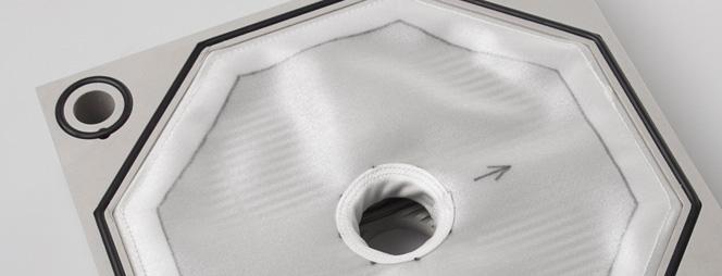 MIT Kammer- oder Membran-Filterpressen sind unter extrem schwierigen <br>Randbedingungen die effizientesten Resultate zu erzielen&#8230;