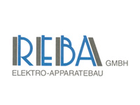 Logo von REBA Elektroapparatebau GmbH
